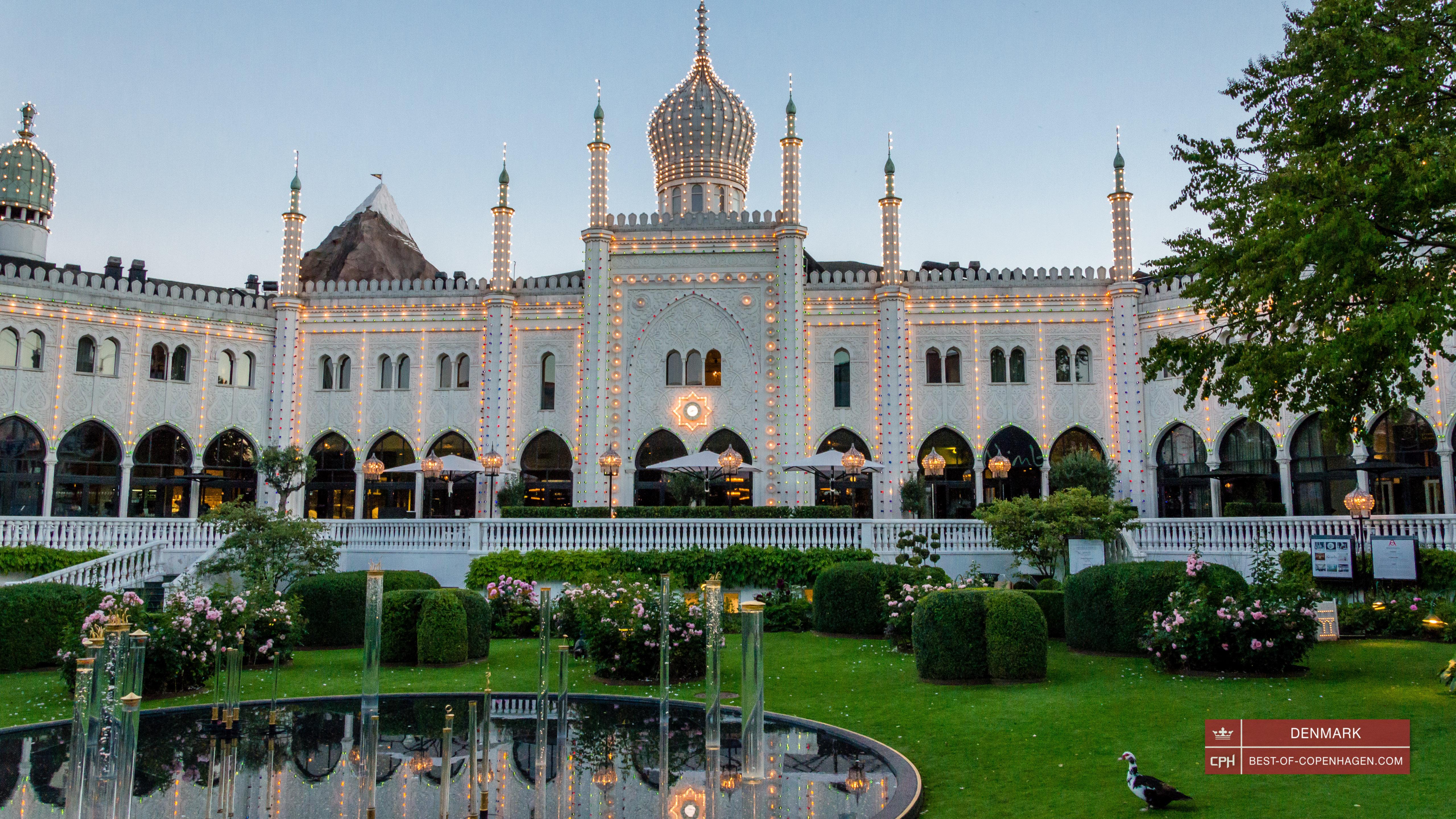 htel nimb dans les jardins de tivoli - Jardins De Tivoli